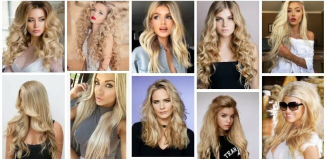 Big Blonde Hair Ideas in 2021 for Long Hair *Best Hairstyles Hairstyle
