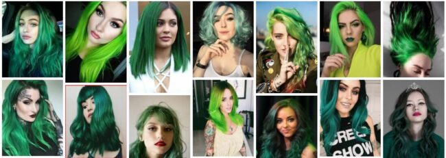 Green Hair Dye Permanent Ideas and Information You Never Heard Before * 2021 New Hairstyle Hairstyle