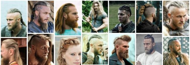 Viking Hairstyles for Men and Women, Traditional Viking Hairstyles Great Ideas * 2021 Update Men Hairstyle