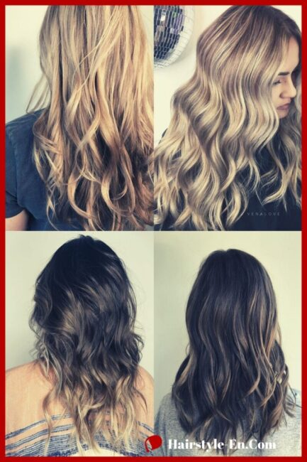 Dirty Blonde Hair Color With Highlights for 2021 Hairstyle