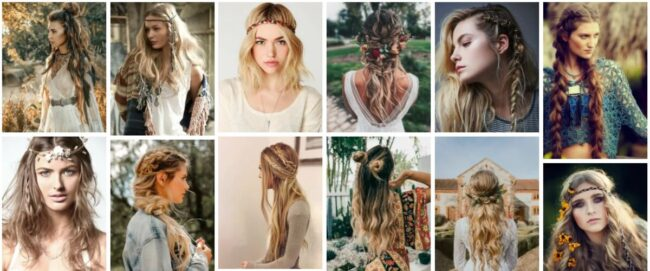 Boho Hairstyles for Short Hair in Trend ***2021 Love Boho Hairstyles Curly Hairstyle