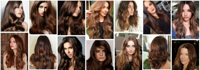 Chestnut Brown Hair Color Ideas for Long Hair Ideas You've Never Heard Before ***2021 Inspiration Hairstyles Hairstyle