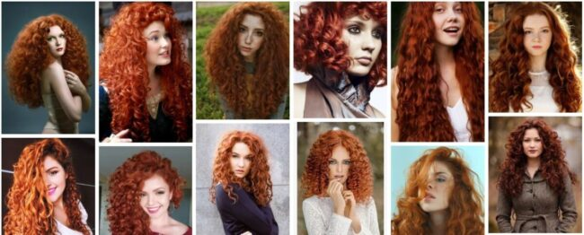 Curly Red Hair Ideas for Long Hair *** 2021 Stunning Red Curly Hair Weave Curly Hairstyle