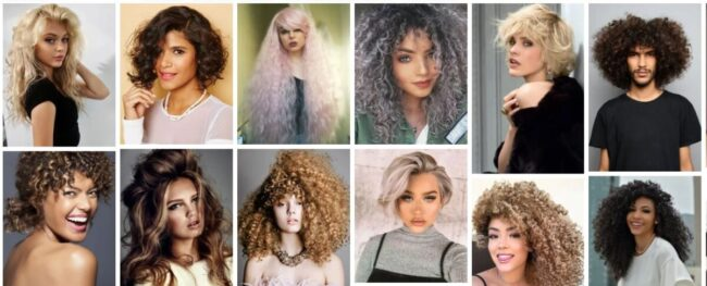 Fluffy Hairstyles Ideas for Short Hair *2021 New Fluffy Hairstyles Curly Hairstyle