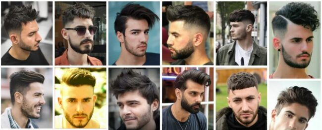Frat Haircuts Ideas for Men Hairstyles **2021 Trend Frat Boy Haircuts Men Hairstyle