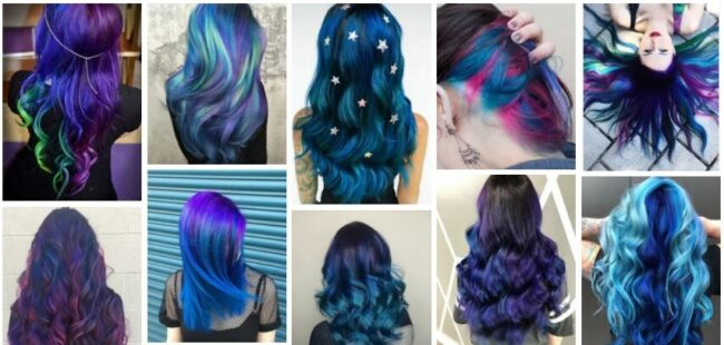 Galaxy Hairstyles Ideas for Women Trend Hair *2021 Hairstyles That Will Change Your Style Hairstyle