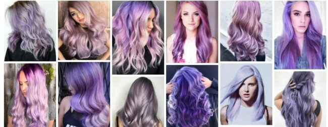 Lilac Hair Color Ideas for Beautiful Long Hair *2021 Amazing Lilac Hairstyles Hairstyle