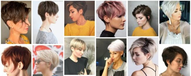Long Pixie Cut Ideas for Long Hair **2021 Stunning Hairstyles Women Hairstyle