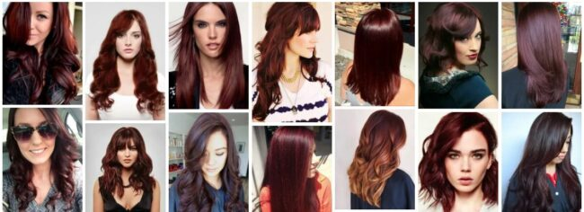 Mahogany Hair Color Ideas you Haven't Heard Before ** 2021 Hairstyles Hairstyle