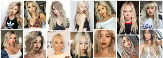 Blonde Asian Hairstyles Ideas for Long Hair ***2021 Beautiful Natural Blonde Asian Hairstyles Long Hairstyle