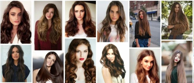 Long Brown Hairstyles Ideas for Beautiful Hair *2021 Attractive Long Dark Brown Hairstyles Long Hairstyle