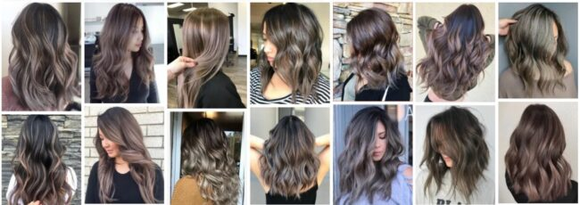 Mushroom Brown Hair Color With Highlights *2021 New Mushroom Brown Hair Dye Formula Reviews Curly Hairstyle