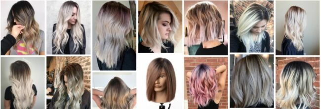 Shadow Root Hair Color Ideas for Blonde Hair *2021 New DIY Shadow Root at Home Long Hairstyle