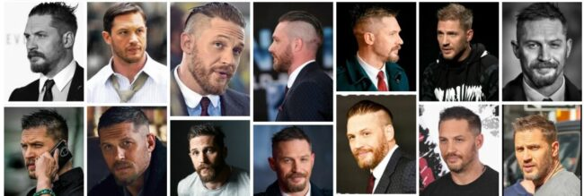 Tom Hardy Haircut Legend Ideas for Taboo Hair ***2021 Cool Tom Hardy Hairstyles Short Men Hairstyle