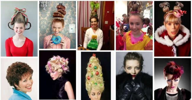 Whoville Hair Ideas for Dr.Seuss Hair *2021 Attractive Whoville Hairstyles Women Hairstyle