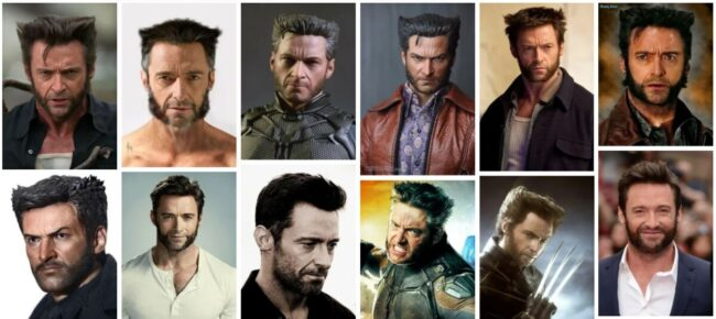 Wolverine Hairstyle Ideas for Long Hair ***2021 Hugh Jackman Wolverine Hair Tutorial Men Hairstyle