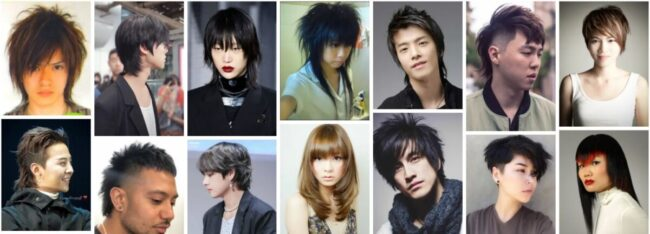 Asian Mullet Hairstyle Ideas for Long Hair **2021 Trend Asian Mullet Haircut Long Hairstyle
