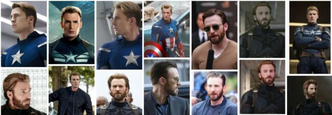 Captain America Haircut On Infinity War Hair *2021 Cool Captain America Winter Soldier Hairstyles Men Hairstyle