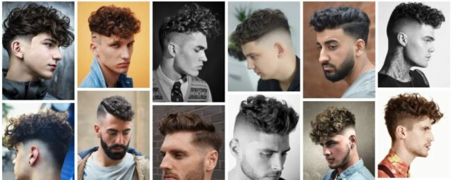 Curly Undercut Hairstyle Ideas for Men Curly Hair *2021 Awesome Undercut Bob Curly Hairstyles Short Men Hairstyle