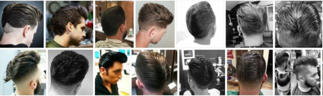 Ducktail Hairstyles for Men Hair *2021 New Ducktail Haircut Guide Short Hairstyle