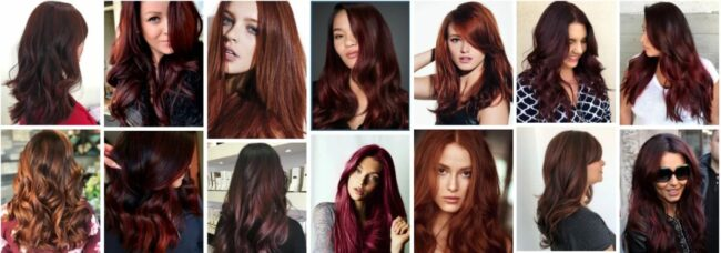 Red Brown Hair Color Ideas for Brown Skin *2021 Attractive Medium Red Brown Hairstyles Curly Hairstyle