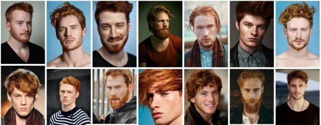 Red Hair Men Ideas for Cool Hairstyle **2021 New Curly Red Hair Men Men Hairstyle