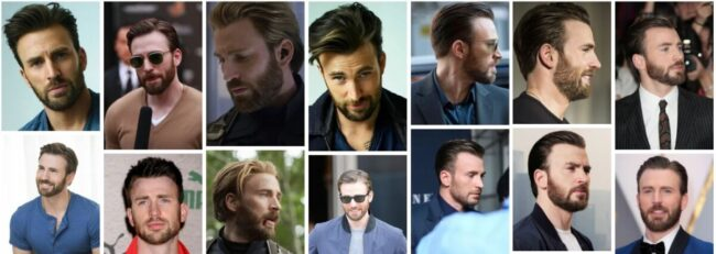 Chris Evans Haircut & Chris Evans Most Cool Hairstyles You Have Never Heard of 2021 Long Hairstyle