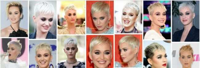 Katy Perry Short Haircut Ideas On Natural Hair ***2021 New Katy Perry Black Hairstyles Bob Frisuren