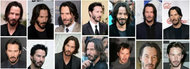 Keanu Reeves Hairstyle Ideas for Long Hair *2021 New Hairstyles Men Hairstyle