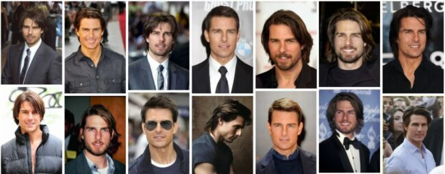 Tom Cruise Long Hairstyles for Men Hair ***2021 Cool Tom Cruise Last Samurai Hair Men Hairstyle