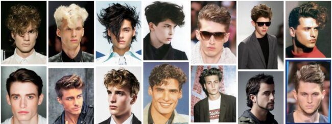 80s Hairstyles Men Short Hairstyle Ideas *2021 Classic Men Hairstyles Short Men Hairstyle