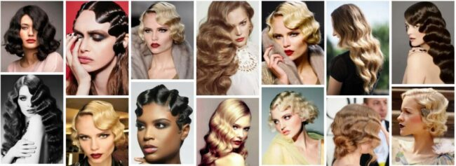 Finger Waves Hairstyles for Short Hair *2021 Stunning Hairstyles Short Hairstyle