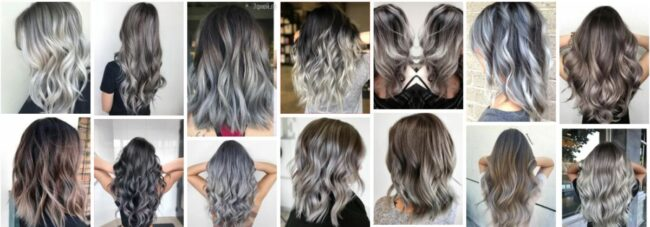 Silver Balayage Hairstyles Ideas for Long Hair **2021 New Silver Blonde Balayage Hairstyles Long Hairstyle