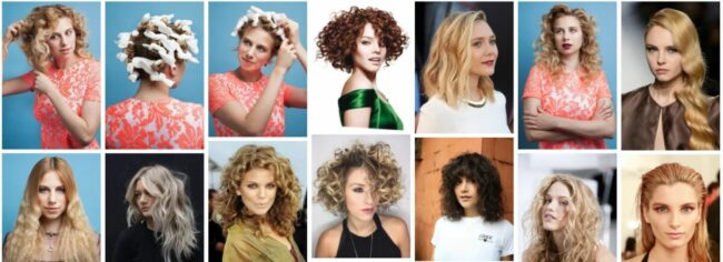 Damp Hair Style Ideas for Curly Hair *2021 Best Guide Curly Hairstyle