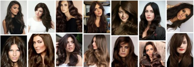 Espresso Hair Color With Highlights Ideas for Women Hair *2021 New Dark Espresso Hairstyles Hairstyle