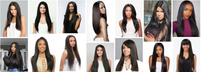 Straight Black Hairstyles Ideas for Long Hair *2021 Best Natural Straight Black Hairstyle Long Hairstyle