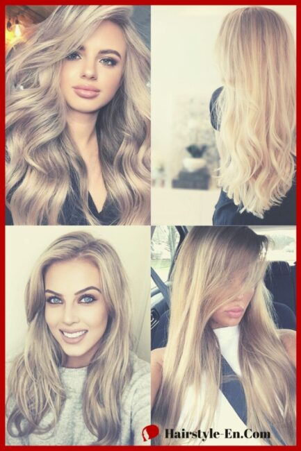 Beige Blonde Hair Color Ideas Trying in 2021 Hairstyle